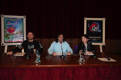"""A Sanremo la 22a edizione del GEF, Festival Mondiale di creatività nella scuola ed il nuovo concorso """"Un fiore in cucina"""""""