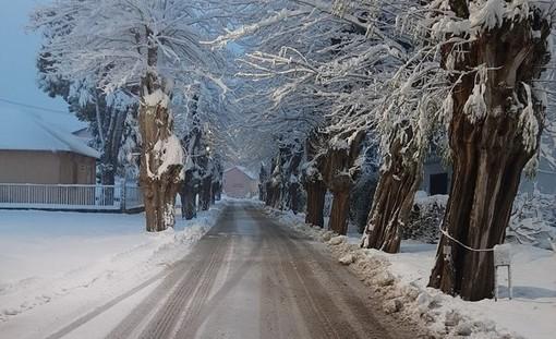 Notte fredda nell'entroterra: il record spetta a Giusvalla con -11.4°