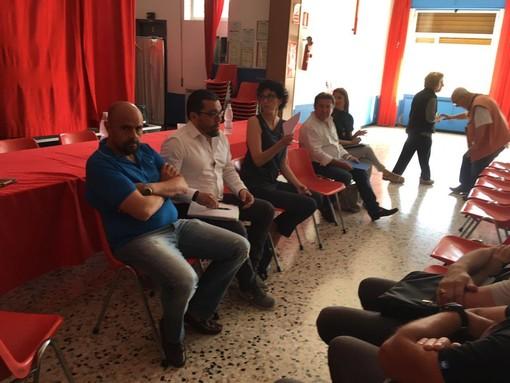 Savona, giunta itinerante in mezzo ai cittadini tra critiche e proposte