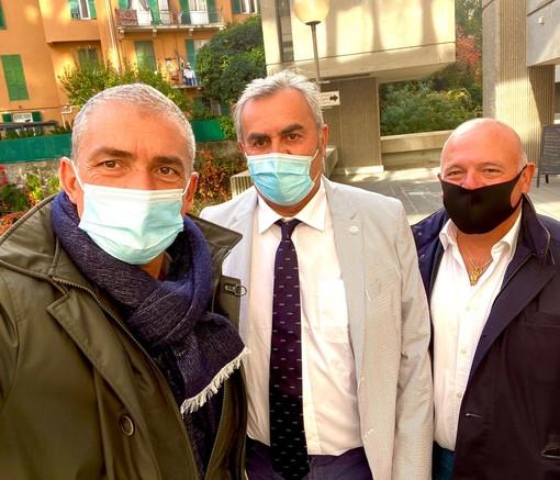 Regione, si è costituito il gruppo consiliare Forza Italia-Liguria Popolare