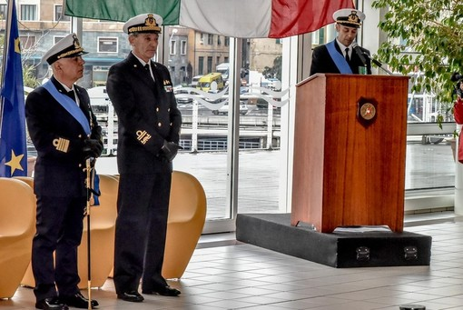 Cambio alla guida della Capitaneria di Porto di Savona: il Capitano Francesco Cimmino succede a Massimo Gasparini