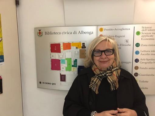 """Albenga, la consigliere Perrone (FI) attacca l'amministrazione: """"In biblioteca non va il riscaldamento e i bagni sono in condizioni penose"""""""