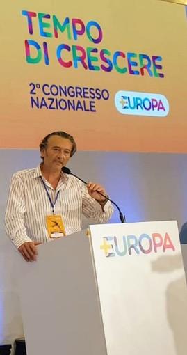 +Europa, il ligure Mauro Gradi eletto nella direzione nazionale