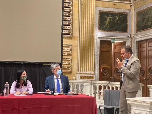 Tavolo regionale di coordinamento per l'avvio dell'anno scolastico 2020/2021: anche il presidente Olivieri all'incontro con il ministro Azzolina