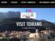 Toirano, Roberto Bianco presenta il sito www.visittoirano.com