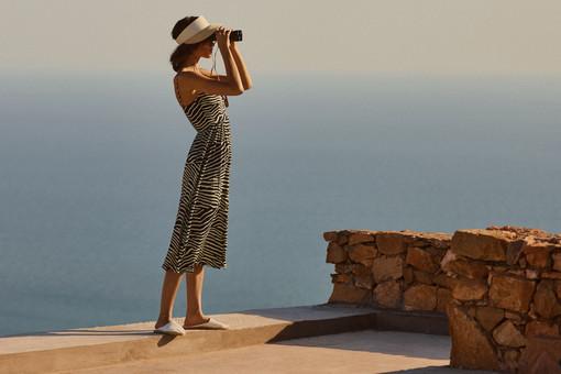 Sognando la Riviera, tutto pronto per l'estate da H&M al Molo 8.44