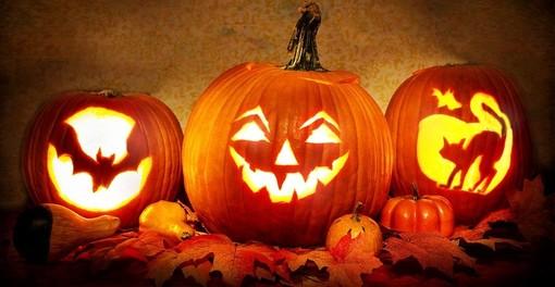 Festa di Halloween nella sede della pro loco di Gorra e Olle