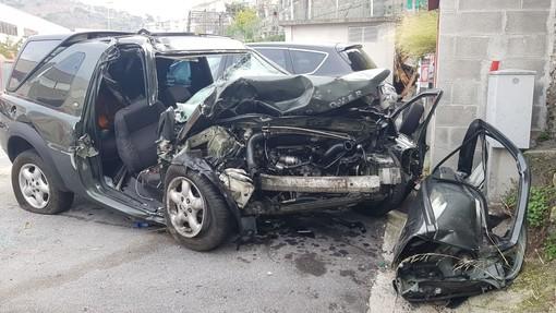 Terribile incidente lungo la via Aurelia tra Celle e Albisola: un morto e due feriti gravi (FOTO e VIDEO)