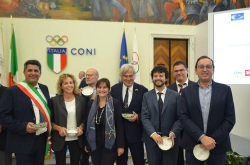 """Al via il progetto """"Italian Riviera - Comunità Europea dello sport 2020"""": la presentazione stamane a Roma"""