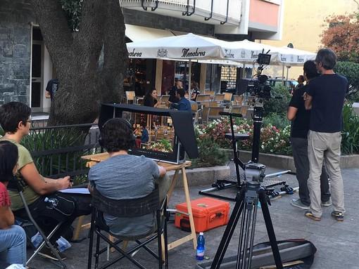 """Sul set di """"Il diario di Osvaldo"""": il film girato nella provincia di Savona (VIDEO)"""