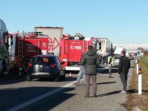 Foto del luogo dell'incidente