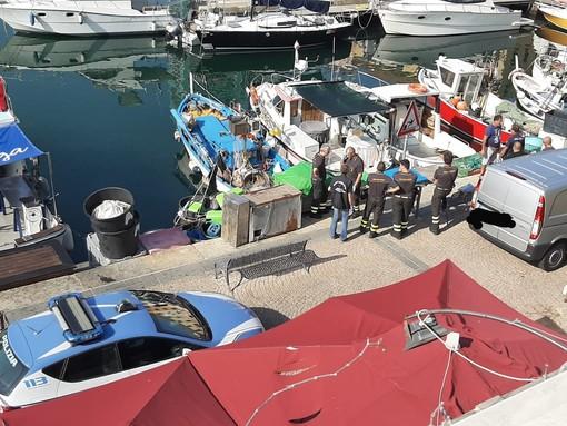 Savona, cade all'interno del porto: deceduto un anziano pescatore