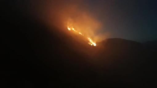 """Foto pagina Facebook """"Volontari di Protezione civile e antincendio boschivo comune di Cogoleto"""""""