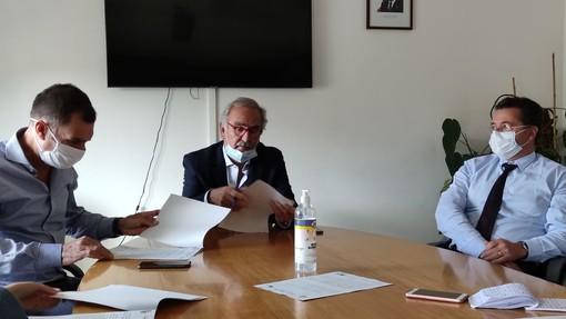 """Pietra Ligure, presentati i lavori pubblici in programma nei prossimi mesi. De Vincenzi: """"Un segnale di attenzione al territorio"""" (VIDEO)"""
