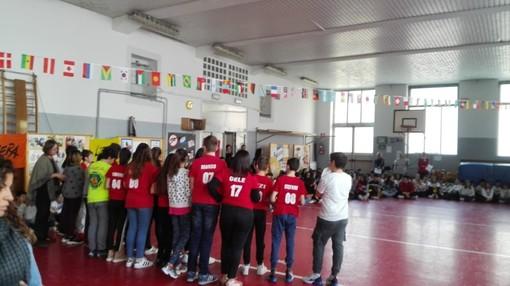 Millesimo, l'Istituto Comprensivo ha celebrato la XXIV Giornata della Memoria e dell'Impegno in ricordo delle vittime innocenti delle mafie