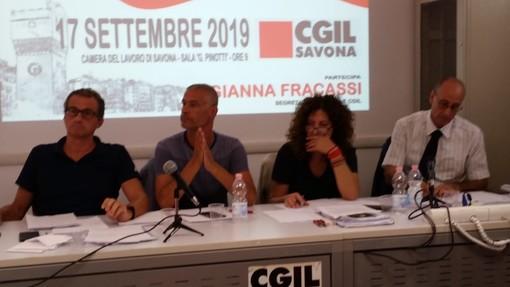"""""""Il lavoro si fa strada"""": spazio all'assemblea generale della Cgil Savona"""