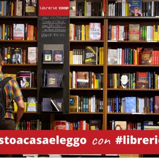 Al via #iorestoacasaeleggo con Librerie Coop