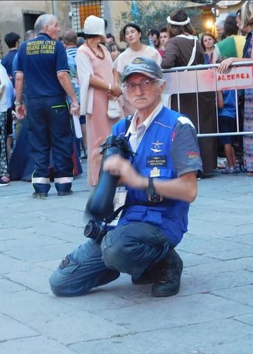 Ritrovato a Ortovero il fotografo Ilario Navone