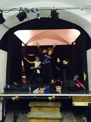 Laboratori teatrali per bambini a Borgio
