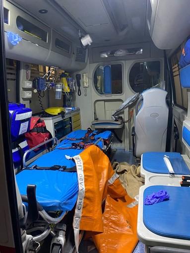 Raid vandalico ai danni di due ambulanze della Croce Rossa Vado/Quiliano