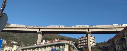 Tamponamento sulla A10 tra Varazze e Celle Ligure: traffico riaperto su ogni corsia, ma si segnalano ancora code (FOTO)