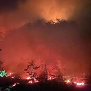 Liguria, dal 18 settembre cessa lo stato di grave pericolosità degli incendi boschivi