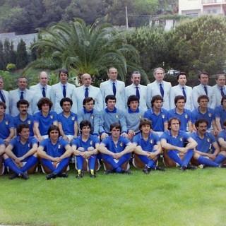Italia mundial '82 riceve cittadinanza onoraria di Alassio