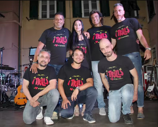 """Il complesso folk dialettale """"i Trilli"""" chiude a Loano la rassegna """"Finalmente venerdì"""""""