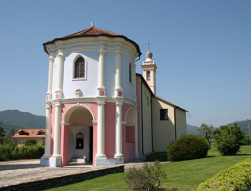 Villanova d'Albenga, festeggiamenti in onore di Nostra Signora delle Grazie