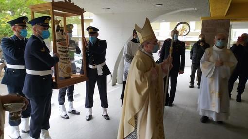 Andora, si è chiuso il pellegrinaggio dell'effige della Madonna Di Loreto