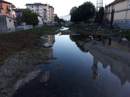 Carcare, prevenzione rischio idrogeologico: 25 mila euro per la pulizia del fiume Bormida (FOTO)