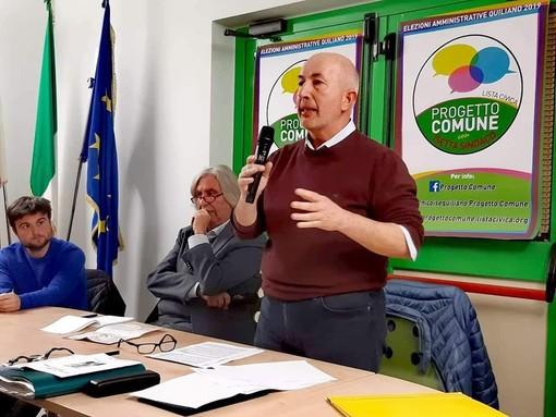 Quiliano, il candidato sindaco Nicola Isetta conclude il tour di incontri pubblici