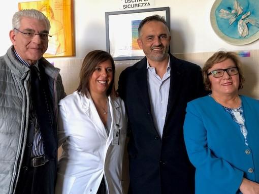 """Area cure infermieristiche al San Paolo di Savona, Ardenti (Lega): """"Realizzato il terzo tassello di una Sanità che in Liguria mancava"""""""