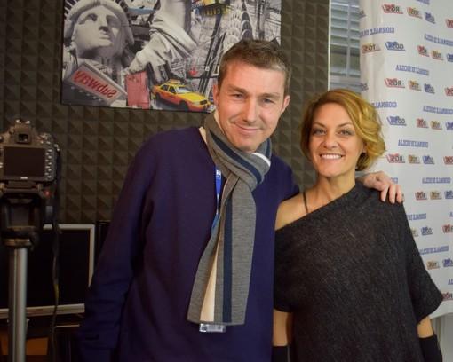 A Radio Onda Ligure 101 ospite Irene Grandi