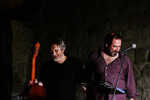 Savona, Federico Sirianni e Max Manfredi in concerto al Teatro Sacco