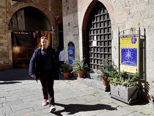 """Albenga, Ciangherotti e Perrone attaccano: """"Lo Iat nella Torre Civica? Una bella marchetta elettorale"""""""