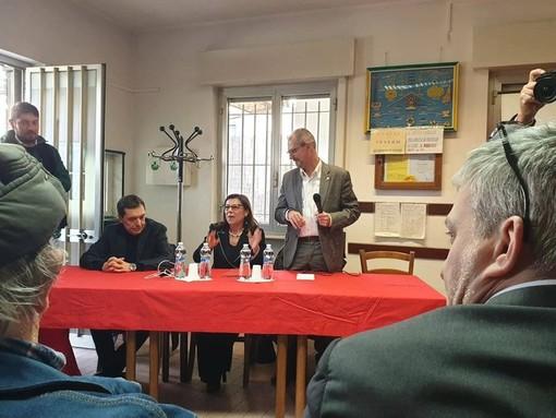 """Incontro con il ministro De Micheli, il Pd Valbormida: """"Il sindaco di Cairo non è intervenuto su Funivie e la Carcare-Predosa"""""""