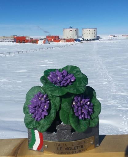 """Gli studenti villanovesi in collegamento con le """"Violette dell'Antartide"""""""