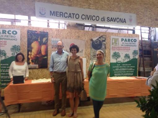 """Savona, porte aperte al Mercato Civico con l'evento """"Pane al mercato"""": presentazione con il sindaco Caprioglio"""