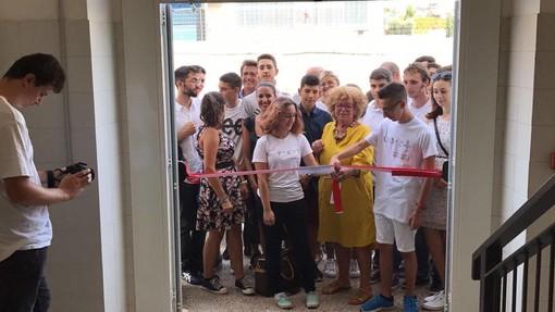 Savona, inaugurati i laboratori dei Giovani per la Scienza