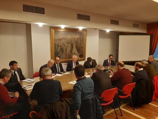 Vertice sindacati-commissario all'Unione Industriali: entro gennaio il bando per Piaggio Aerospace