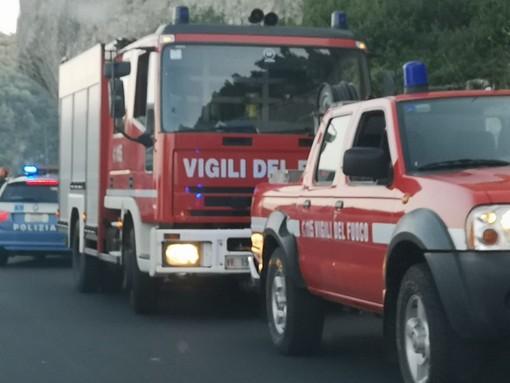 Varigotti, auto contro moto al Malpasso: un codice rosso al Santa Corona