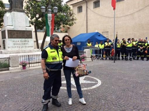 La Protezione civile di albenga da oggi è dotata di un mezzo navale