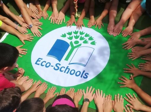 """Cisano, Bandiera Verde per gli alunni delle scuole grazie ad """"Eco-Schools"""""""