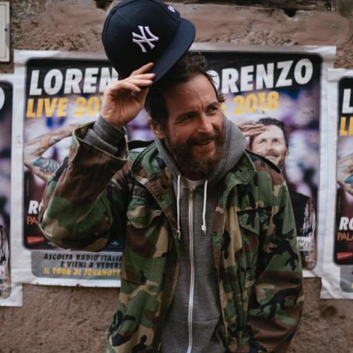 """Foto tratta dalla pagina Facebook """"Lorenzo Jovanotti Cherubini"""""""