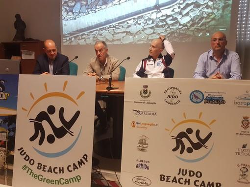 """Judo: un successo per il """"Beach Camp"""" a Laigueglia"""