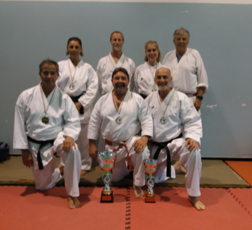 Fijlkam Karate Calendario Gare 2020.Conclusi I Campionati Italiani Master Di Karate