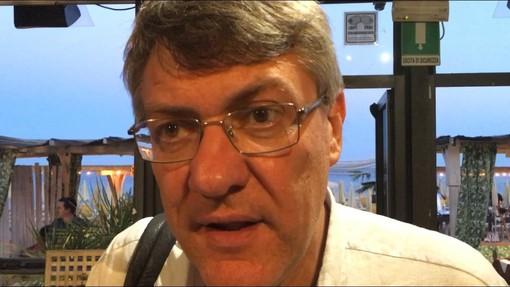"""L'ex segretario Fiom Landini ad Albissola: """"Su Bombardier lavoriamo per costruire un polo ferroviario che diventi internazionale"""""""