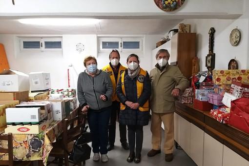 Lions Club Vado Ligure Quiliano-Vada Sabatia: successo per l'iniziativa rivolta alle famiglie in difficoltà
