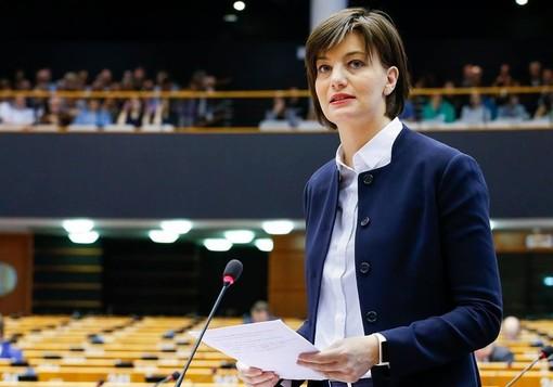 L'europarlamentare Lara Comi indagata per finanziamento illecito